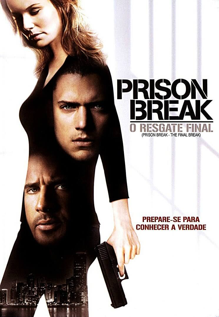 Prison Break - 5 Temporada